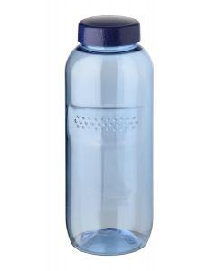 Rundflasche blau getönt, 0,5 l (Karton á 90 Flaschen)