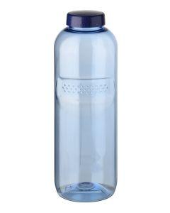 Rundflasche blau getönt, 1,0 l (Karton á 45 Flaschen)